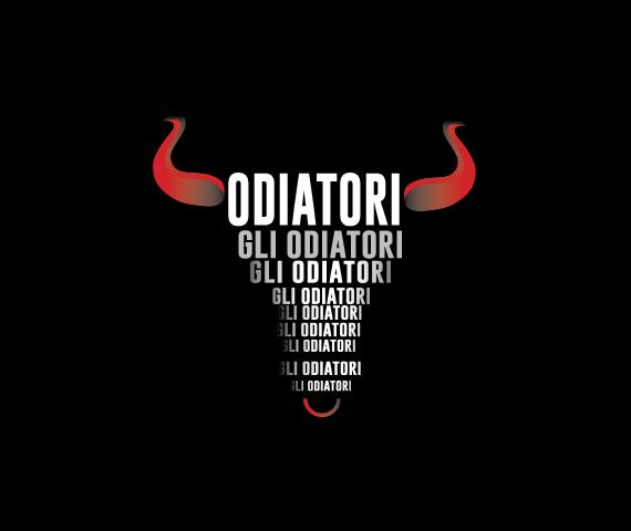 Il logo de Gli Odiatori